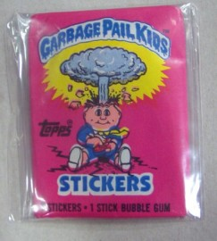 Garbage Pail Kids Series 1 [Pack]