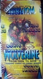 "Wolverine ""From then to now 2"" [BOX]"