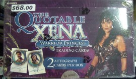 Xena Warrior Princess [BOX]
