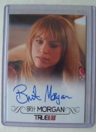 True Blood: Brit Morgan [Autograph]