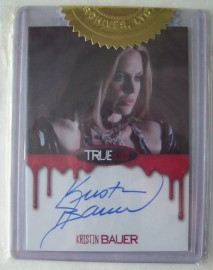 True Blood: Kristen Bauer [Auto]