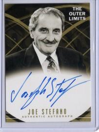 Outer Limits: Joe Stefaho [Autograph]