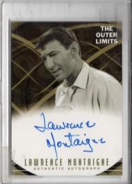 Outer Limits: Lawrence Montaigne [Autograph]